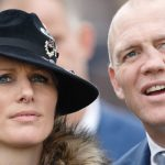 Mike Tindall nose He is married to Zara Tindall Photo C GETTY