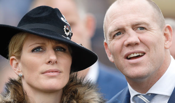 Mike Tindall nose His nose looks a lot straighter Photo C GETTY