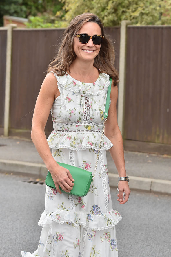 Meghan Markle vs Pippa Middleton The country look Photo C GETTY STOCK IMAGES