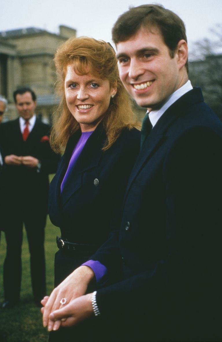 fergie and prince andrew relationship 2012