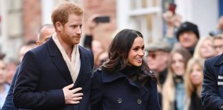 Prince Harry and Meghan Markle are going to the Netherlands Photo C GETT