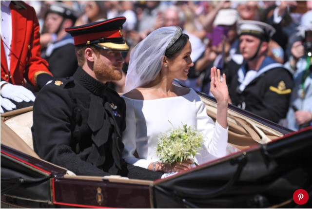 Prince Harry and Meghan MarkleRex Shutterstock