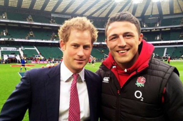 Prince Harry refused to take a selfie with this Aussie celeb Phto C GETTY