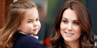 Princess Charlotte Kate Middletons daughter celebrates her third birthday today Photo C GETTY
