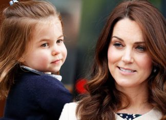 Princess Charlotte Kate Middleton's daughter celebrates her third birthday today Photo (C) GETTY