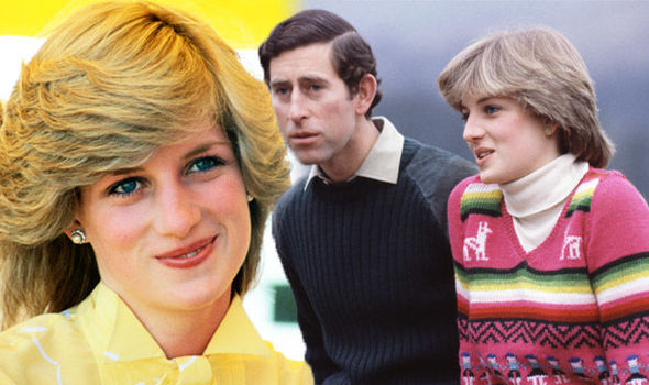 Princess Diana It is believed she called Prince Charles Sir Photo (C) GETTY