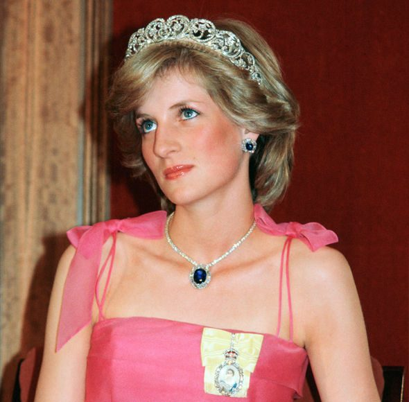 Princess Diana New royal was given many wedding gifts, including some extravagant jewels Photo (C) GETTY