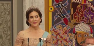Princess Mary's celebrated Frederik's birthday with an incredibly heartfelt speech to her husband. Photo Youtube