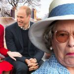 Queen She was confused by the way Kate Middleton and Prince William used their kitchen Photo (C) GETTY