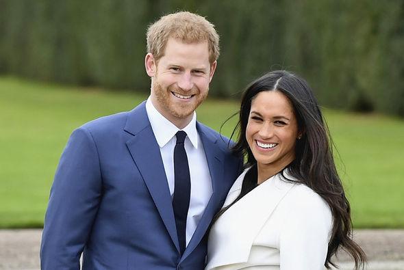 Royal Wedding 2018 Prince Harry and Meghan Markle Photo (C) GETTY