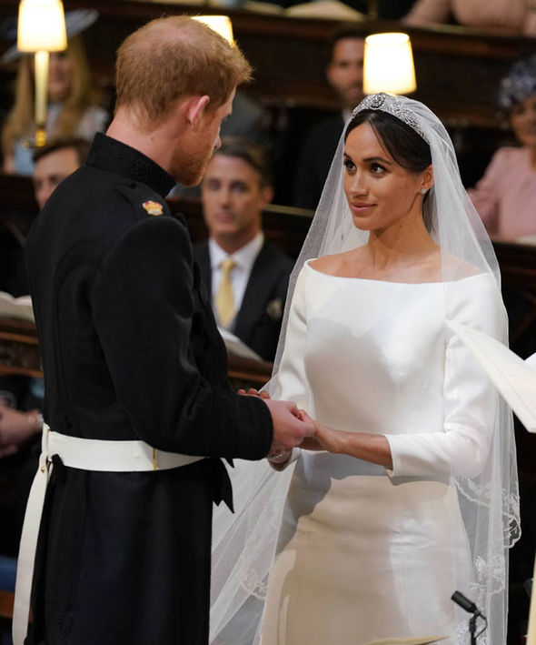 Royal Wedding Meghan Markle And Prince Harry Married At Windsor