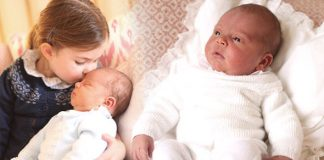 Royal baby official photos Kate releases precious photos of Prince Louis Photo C PA