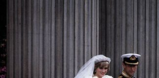 Royal wedding 2018 Diana and Charles on their wedding day Photo C GETTY