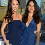 Royal wedding Jessica Mulroney is a close friend of Meghan Markles from Canada Photo C GETTY