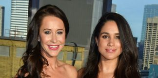 Royal wedding Jessica Mulroney is a close friend of Meghan Markle's from Canada Photo (C) GETTY