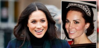 Royal wedding Kate Middleton to upstage Meghan Markle by wearing a tiara Photo (C) GETTY