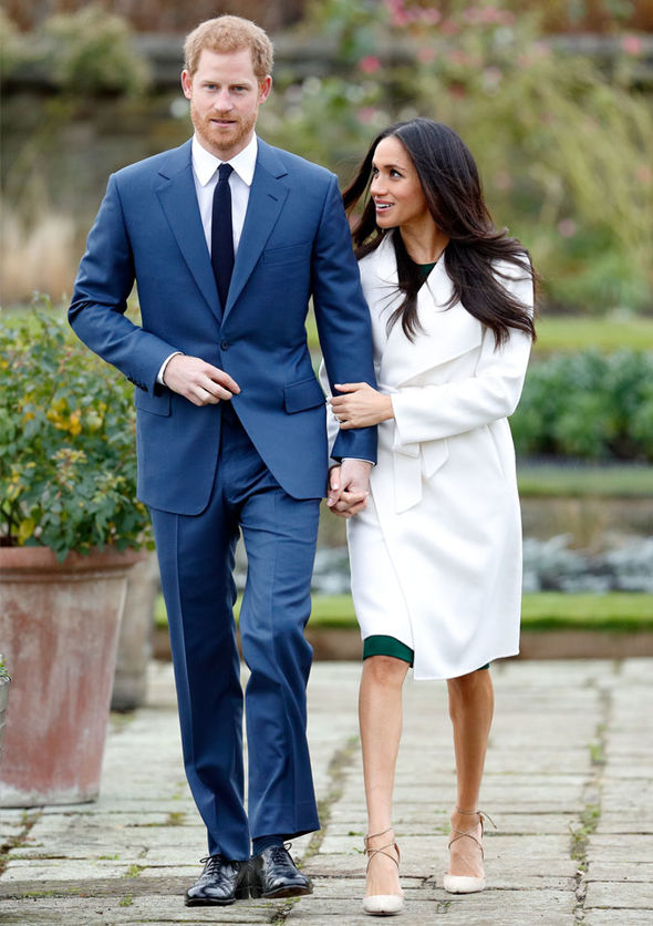 Royal wedding Why Meghan Markle may NOT wear white dress according to predictions Photo C GETTY