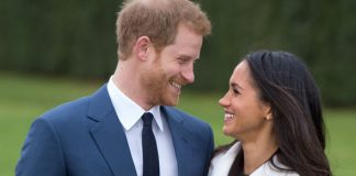 Royal wedding Meghan Markle and Prince Harry will marry on May 19 2018 Photo C GETTY