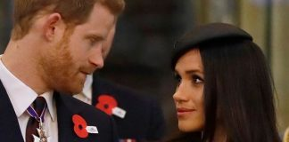 Royal wedding Meghan Markle and Prince Harry will marry on Saturday 19 May at 12 noon Photo C GETTY