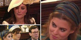 Royal wedding Royal family reacts to passionate sermon Photo (C) GETTY