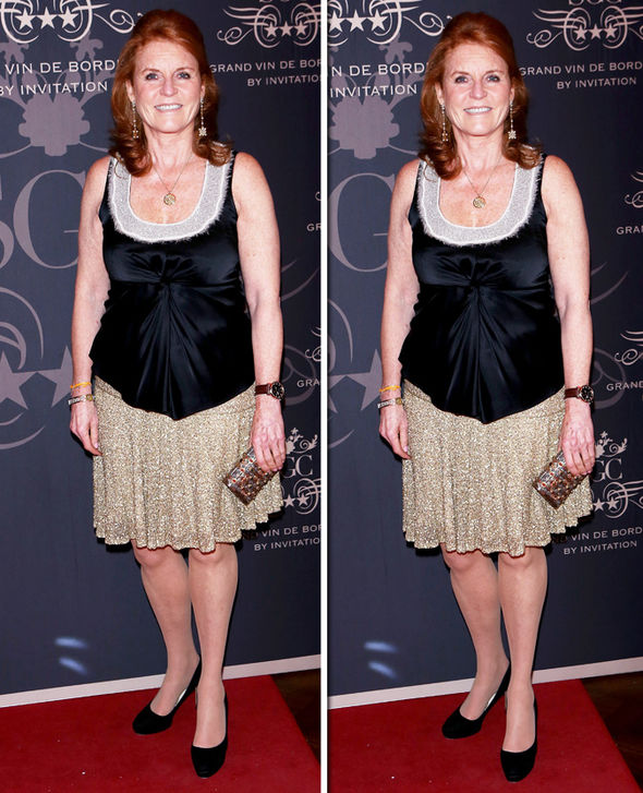 REVEALED: Sarah Ferguson Did THIS After Knowing That She
