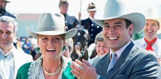 Sarah Ferguson She is the ex wife of Prince Andrew Duke of York Photo C GETTY