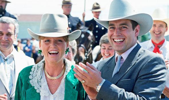 Sarah Ferguson She is the ex wife of Prince Andrew, Duke of York Photo (C) GETTY