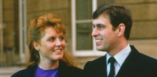 Sarah Ferguson She married Prince Andrew in 1986, but they divorced in 1996 Photo (C) GETTY