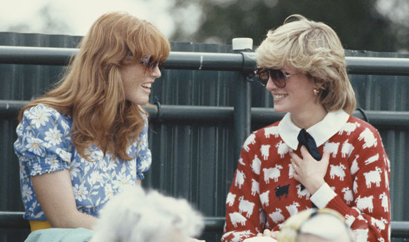 Sarah Ferguson While her fashion sense was criticised, Diana's was praised Photo (C) GETTY