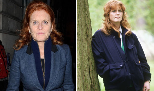 Sarah Ferguson brought scandal to the Royal Family Photo (C) GETTY