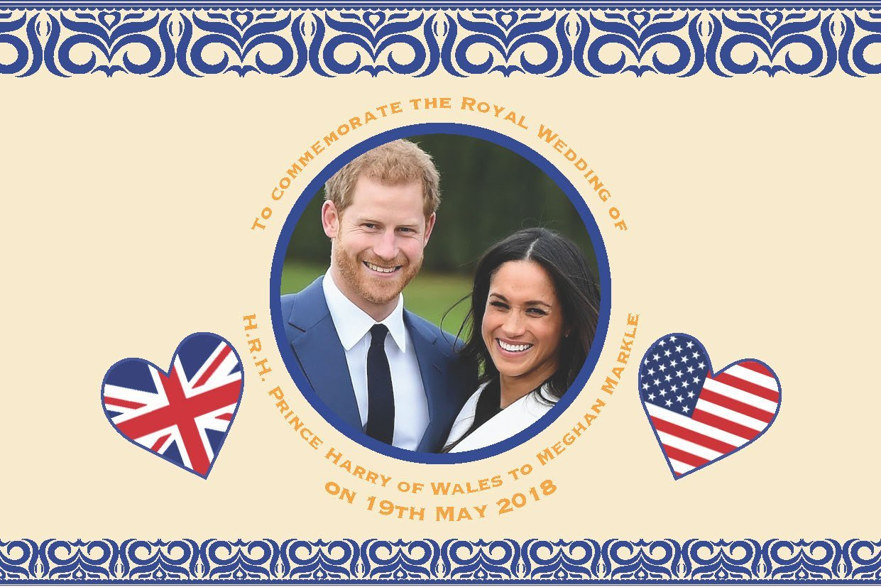 here is prince harry and meghan markle wedding invitation for you dianalegacy latest update news images videos of british royal family dianalegacy