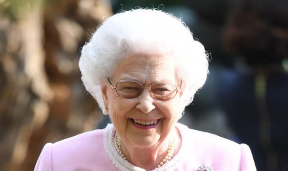 The Queen has only missed the Chelsea Flower Show twice since 1953 Photo (C) JAMES WHATLING