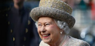 The Queen signed the document in March Photo C GETTY