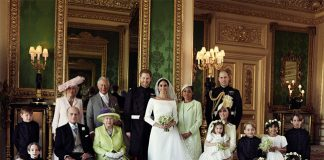 The pictures were taken by Alexi Lubomirski Photo C TWITTER KENSINGTON PALACE