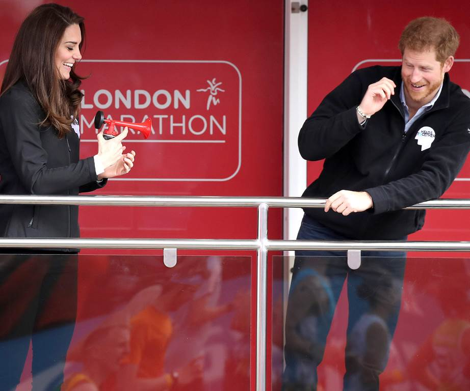 Prince Harry and Kate Middleton Photo (C) GETTY GIF