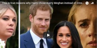 This is true reasons why Harry chose to marry Meghan instead of Cressida or Chelsy