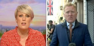 Viewers expressed frustration at the extensive coverage of the Royal Wedding on BBC Breakfastv Photo (C) BBC