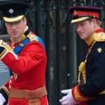 WEDDING DAY Prince William will be Prince Harry's best man at the May 19 wedding Photo (C) GETTY
