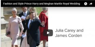 Watch Latest Video on Prince Harry and Meghan Markle Wedding Guests Fashion and STyle. Special Guests Special Appearance