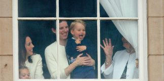 Royal Nanny Photo (C) GETTY IMAGES