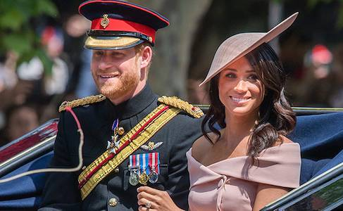 £1.4million spent renovating Prince Harry and Meghan's rumoured future home Photo (C) GETTY