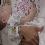 02 Princess Madeleine of Swedens baby daughter Princess Adrienne is christened Photo C STV1