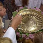 04 Princess Madeleine of Swedens baby daughter Princess Adrienne is christened Photo C STV1