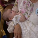09 Princess Madeleine of Swedens baby daughter Princess Adrienne is christened Photo C STV1