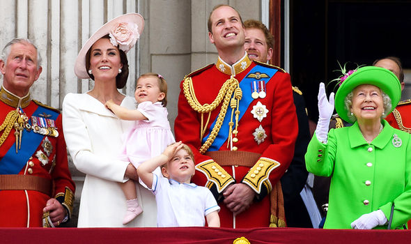 Trooping the Colour will take place on June 9 this year Photo (C) GETTY