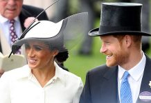 All eyes were on Prince Harry and Meghan Markle as they made their glamorous debut at Royal Ascot on Tuesday. Photo (C) Getty Images