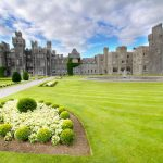 Ashford Castle is a medieval and Victorian castle that has been expanded over the centuries Photo (C) GETTY