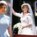 Both known for being fashion forward Eugenie could take inspiration from Sarah Ferguson Photo C GETTY
