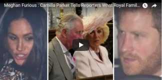 Camilla Parker Tells Reporters What Royal Family Really Thinks Of Her