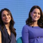 Does the royal family treat Meghan Markle differently than Kate Middleton Photo Getty Images